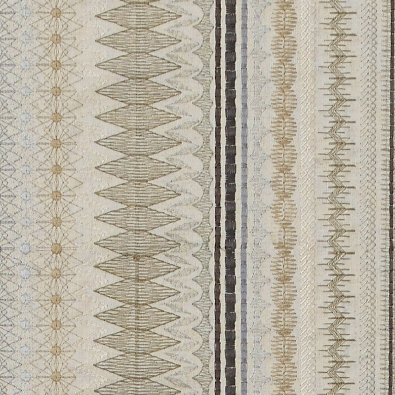 James Hare Mikado Fabric Natural